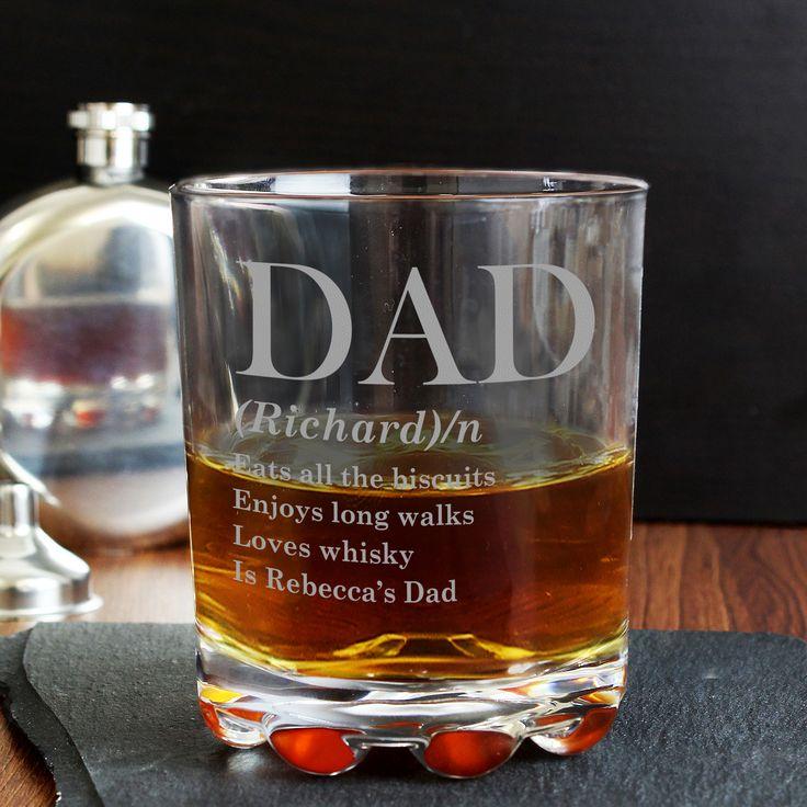 Define what makes your dad unique!