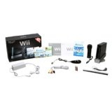 Wii Hardware Bundle - Black (Console)By Nintendo