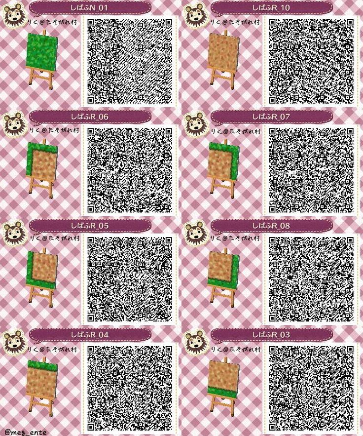 Les 558 meilleures images du tableau acnl qr code sur for Qr code acnl sol