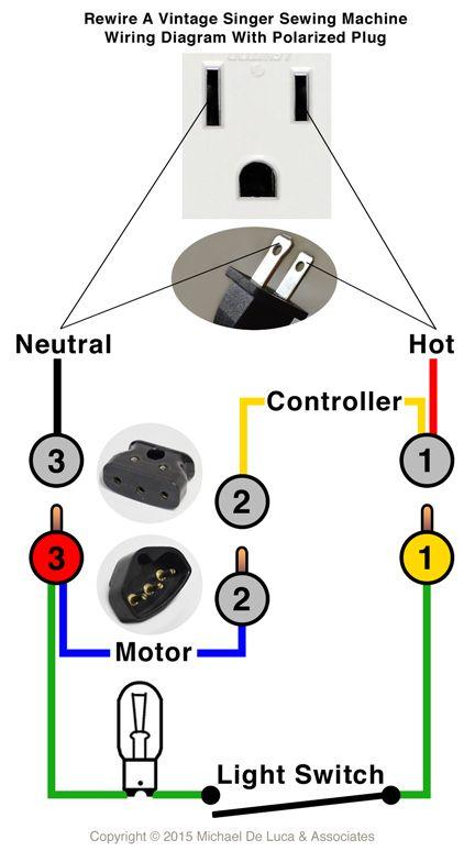 fujidenzo washing machine wiring diagram 1000 images about sewing machine rewire on pinterest
