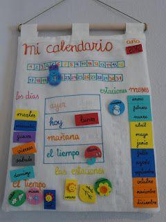 mi calendario...