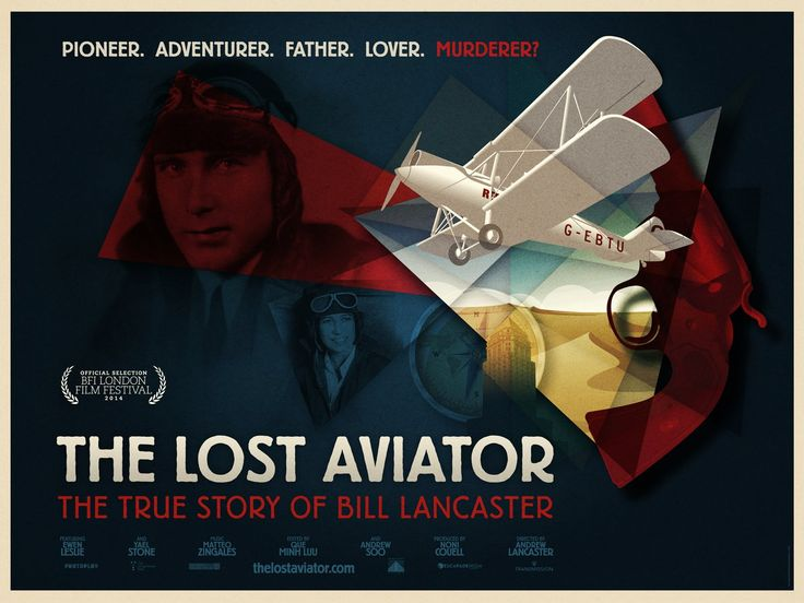 The Lost Aviator ~ OFFICIAL TRAILER