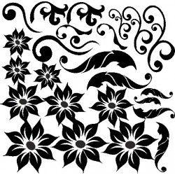 autoaufkleber selber gestalten Blumen Aufkleber selber gestalten 1
