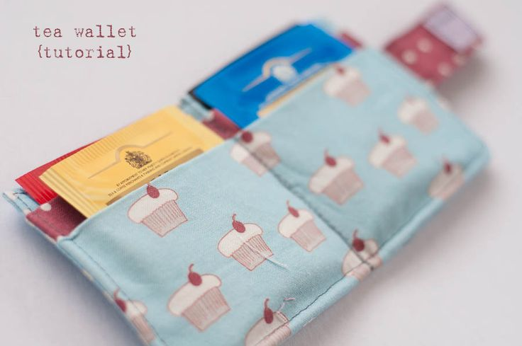 tea wallet tutorial - such a cute teacher gift, could be used as a store card wallet or business card holder (scheduled via http://www.tailwindapp.com?utm_source=pinterest&utm_medium=twpin&utm_content=post479743&utm_campaign=scheduler_attribution)