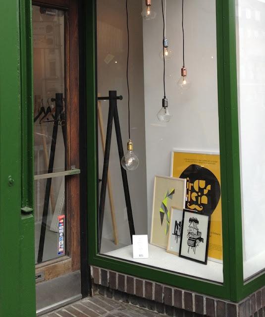 Munk shop  - Copenhagen _ Torvegade 25