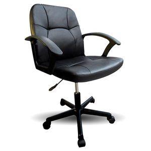 Sillón ejecutivo en color negro Modelo 015AN