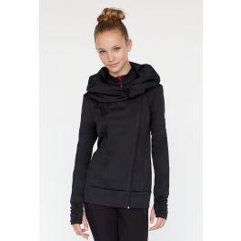 Tempo Tech Hoodie - black | Quality Riding Apparel & Clothing