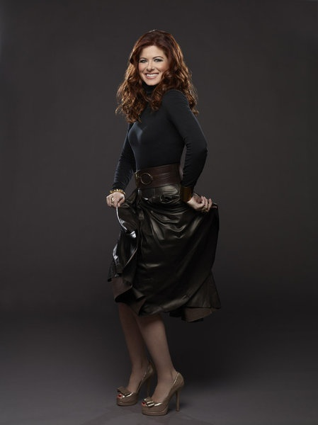 #Smash's Debra Messing!