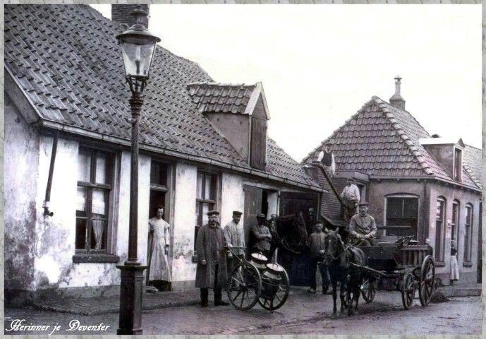 Firma Wiggers, Bierstraat Deventer.