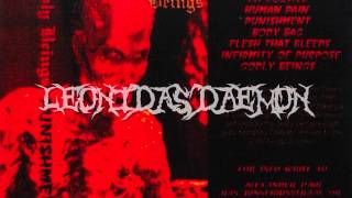 GODLY BEINGS - Punishment ◾ (demo 1996, Dutch brutal death metal)