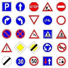 """Képtalálat a következőre: """"közlekedési táblák"""""""