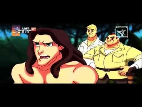 Apprendre l'arabe enfant petit Dessin anime arabe educatif bebe - Tarzan