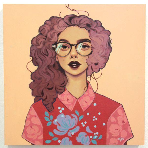 Four Eyes - Kelsey Beckett