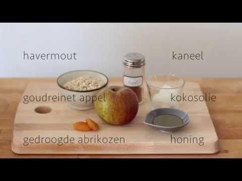 : Video: hoe maak je een ontbijtcrumble?