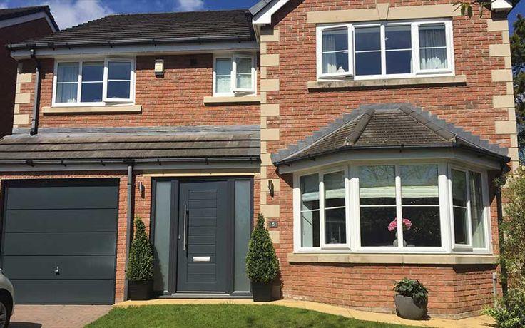 Composite Doors in Cheshire   Reddish Joinery