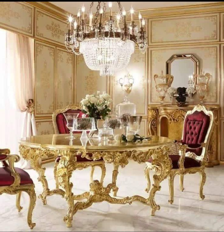 Riyadh Kazakhstan Iran Dinner Room Luxury Homes Mansions Dining Table Rooms Peacock