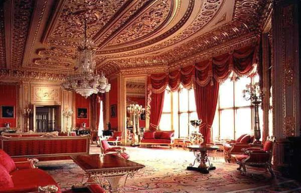 Pictures From Inside Buckingham Palace The State Rooms