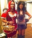 Little Red Riding Hood and Wolf REVERSED I would be Little Red Riding Hood