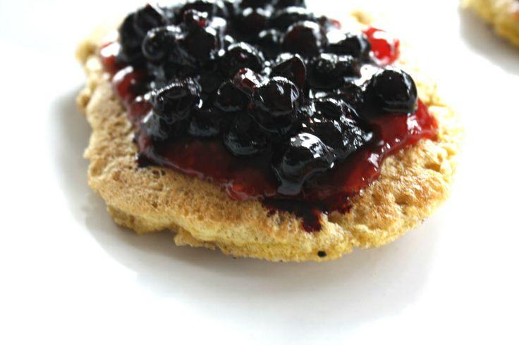 Sunne og gode pannekaker på 1-2-3 (vektlofterjenta)