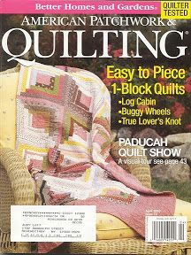 april 2005  with patterns and templates