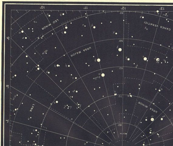 Star Chart Astronomy Free: 133 best Map the world images on Pinterest | Antique maps Vintage ,Chart