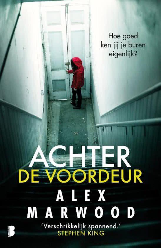 Boek cover Achter de voordeur van Alex Marwood