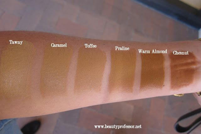 Tom Ford Traceless Foundation Stick Updated Swatches