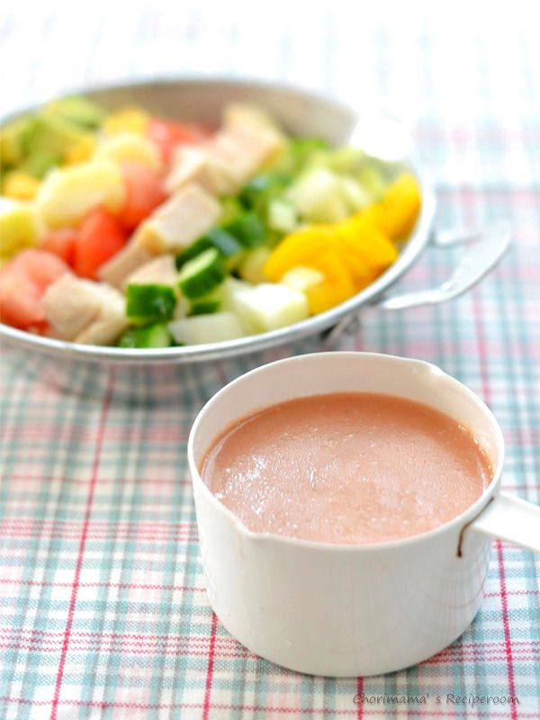 サラダのパーティーレシピ 歓声が上がるおしゃれサラダの作り方 ... サラダパーティーレシピのポイント「順序編」