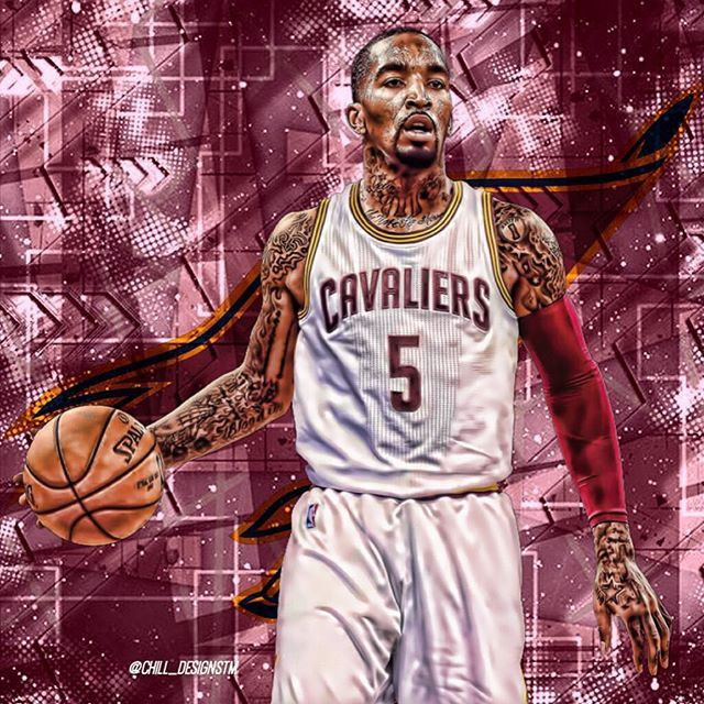 ... Jersey JR cleveland cavs marchmadness sports basketball sportsedits  dope 2016 NBA Finals Champions Cleveland Cavaliers 5 J.R. Smith Black  Swingman ... fc94ba523
