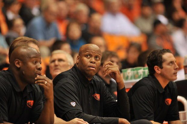 Time for Craig Robinson and Oregon State basketball to show us the baby