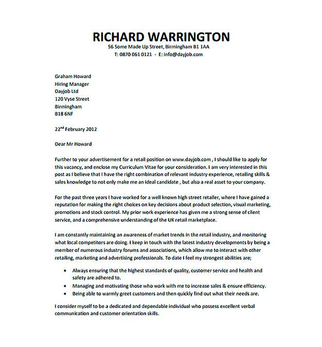 25 best ideas about application cover letter on