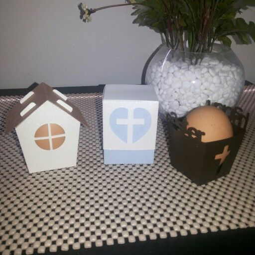 Easter egg box sample