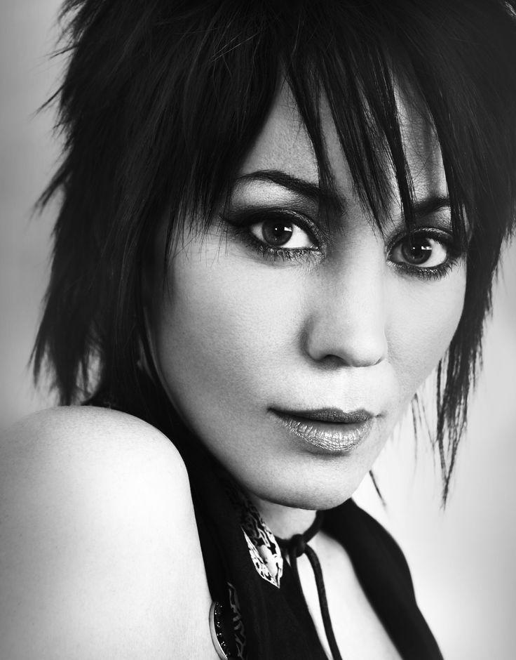 Joan Jett- gotta love her rock n roll. She practically defines it