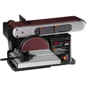 Lixadeira Combinada de Bancada 400W 3375 Skil - 127 Volts