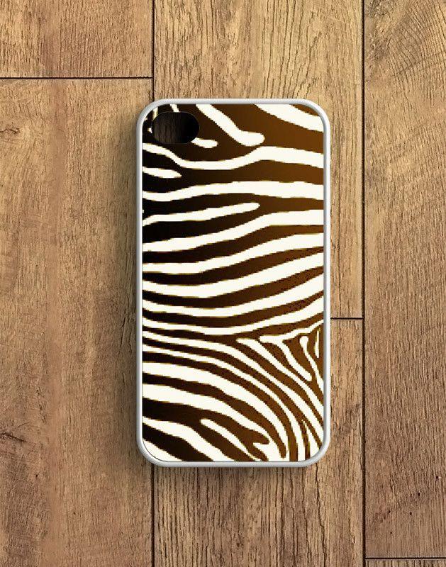 Zebra Skin iPhone 4 | 4S Case