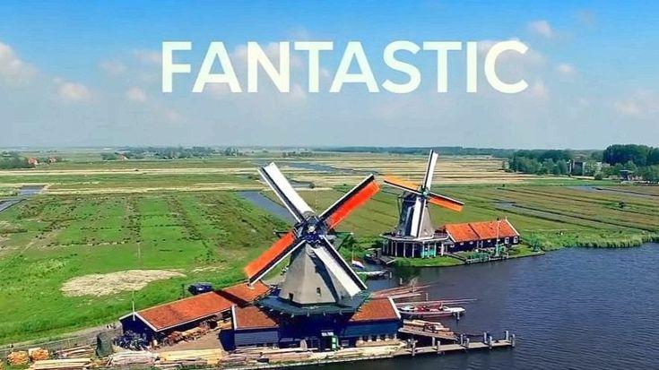 """Ponys und eine Mauer: In einem Video stellt der niederländische Komiker Arjen Lubach Donald Trump sein Land vor. Alles ist """"fantastic""""."""