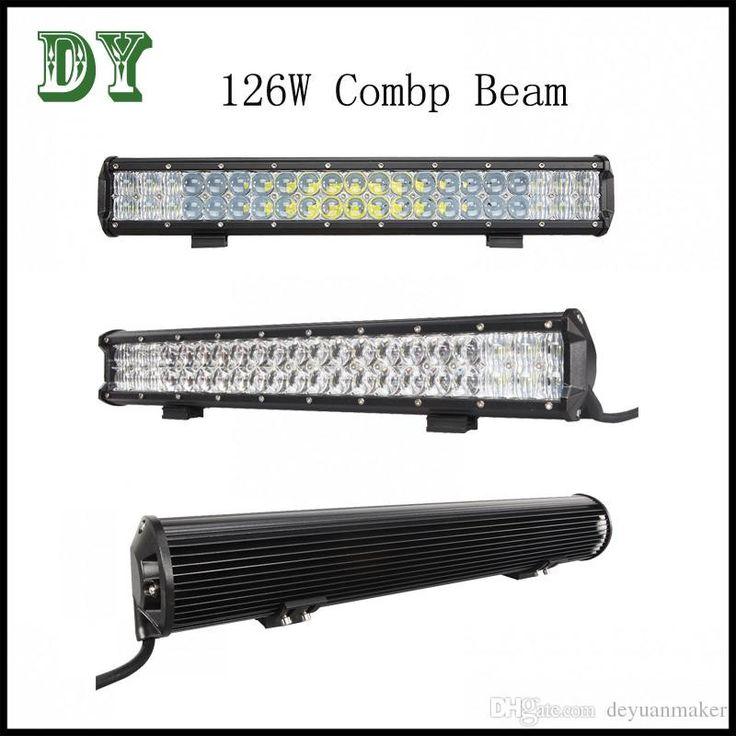 ΑΔΙΑΒΡΟΧΟΣ #light #led  BAR 126W 12 - 24 VDC COMBO 33,00 €