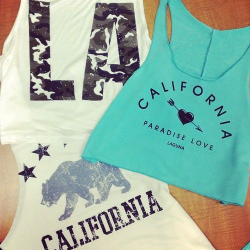 I want these shirts! you can do so many cute outfits with em!