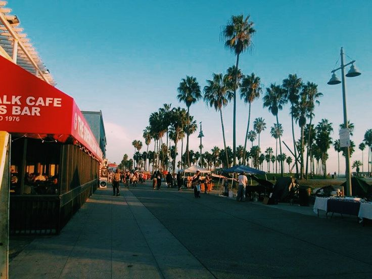 Venice Beach Californiana. VSCO cam
