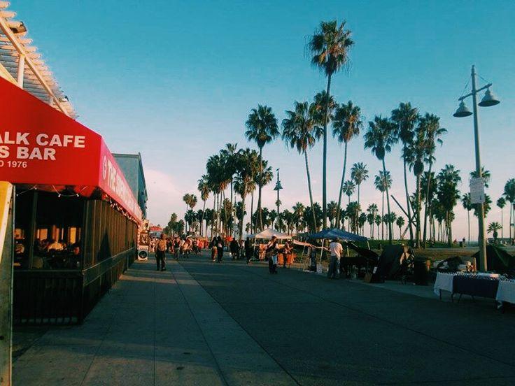 Venice Beach Californiana. VSCO cam