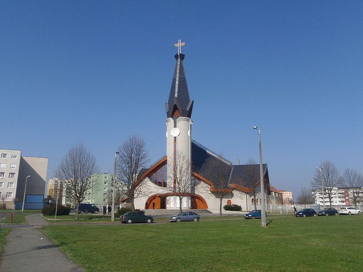 SZOMBATHELY.Olad Fatimai Szűz Mária templom