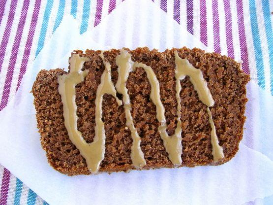 Post image for Grain Free/Vegan Chestnut Flour Banana Bread (Gluten/Dairy/Soy/Egg Free)