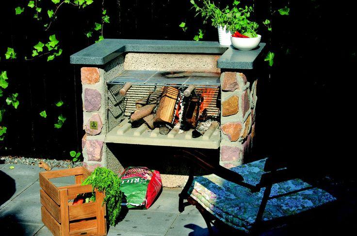 Een prachtige barbecue