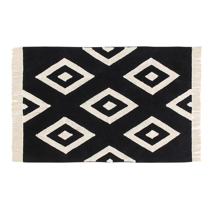 diamonds rug - Washable Rugs