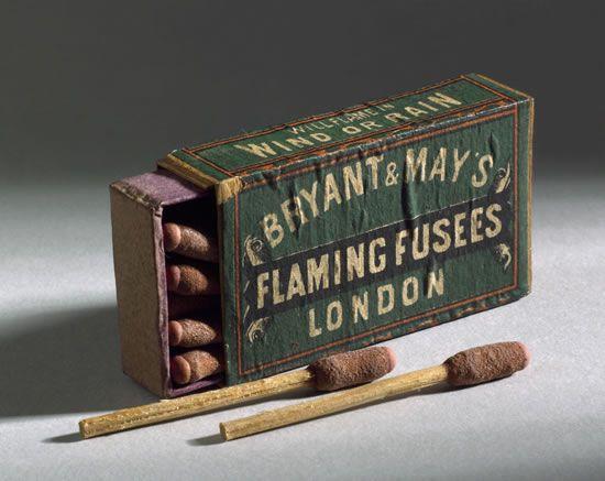 Bryant & May's Flaming Fuses