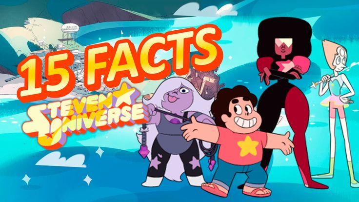 Вселенная Стивена | 15 фактов о мультсериале Вселенная Стивена | Movie M...