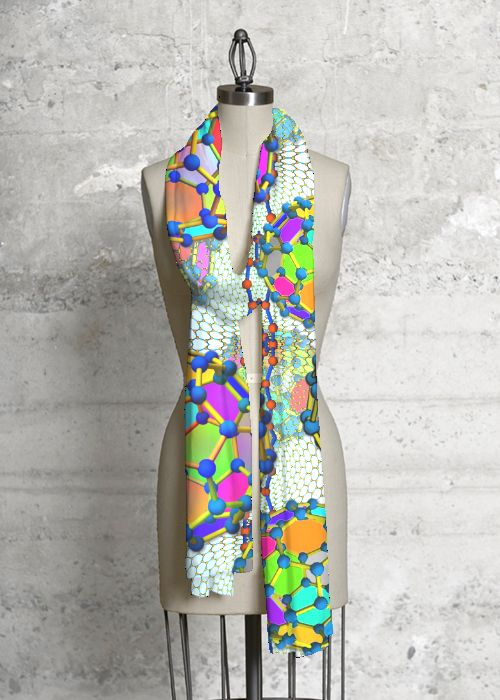 Cashmere Silk Scarf - Earthed by VIDA VIDA oW93Dkh