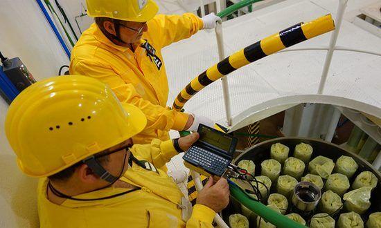 Il direttore generale dell'Agenzia internazionale per l'energia atomica (AIEA), Yukiya Amano, è stato in visita in Slovacchia il 22 ottobre ...