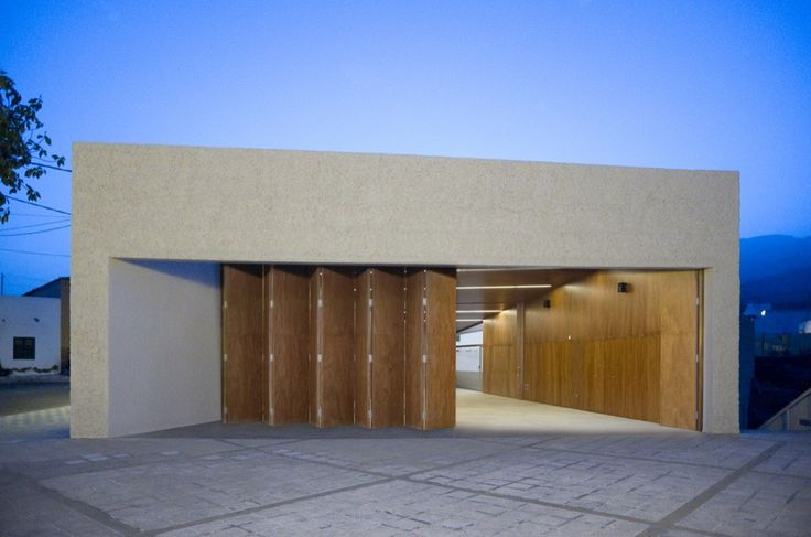 Gallery of Cisnera Community Centre / gpy arquitectos - 1