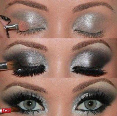 20 Amazing Makeup Tutorials for Blue Eyes - Pretty Designs
